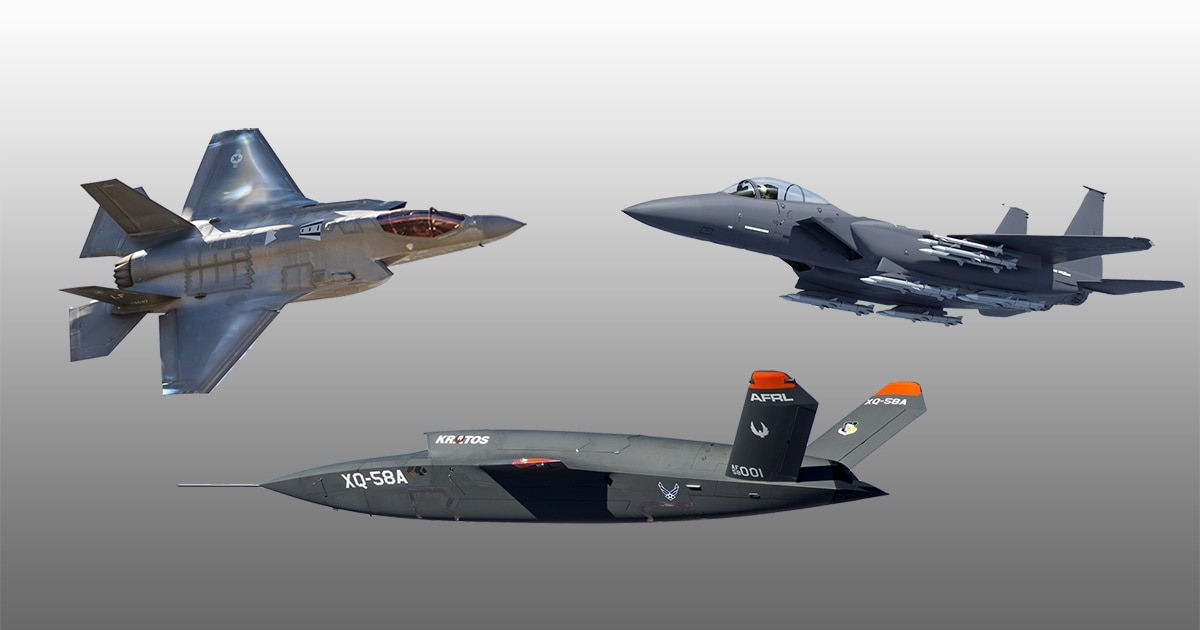 Here is the first thing the Air Force would fund if it had more money in FY21