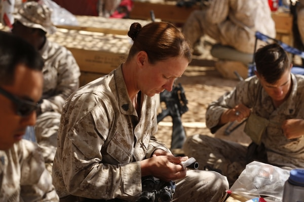 Navy secretary wants Marine Corps infantry open to women