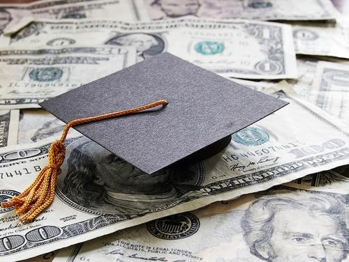 A legislative proposal could be the first step in expanding a popular tuition assistance program for spouses. (zimmytws/Shutterstock)