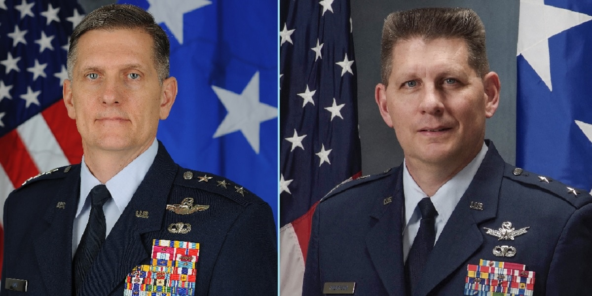 Next leader of Global Strike Command nominated