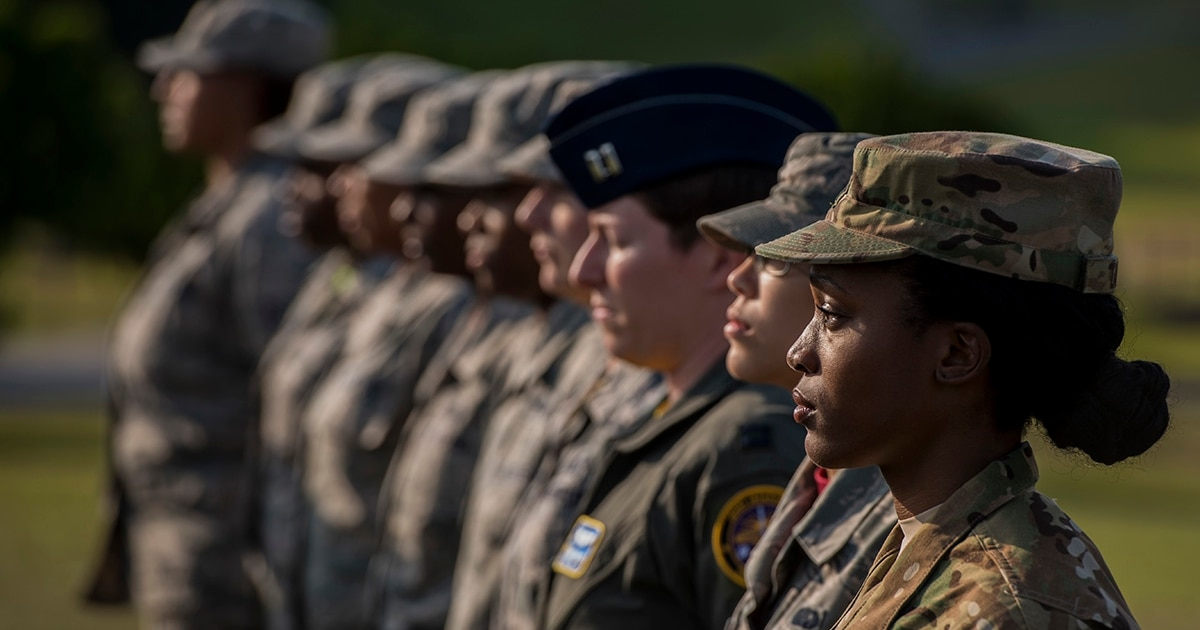Here's the Air Force's plan to diversify its pilot corps