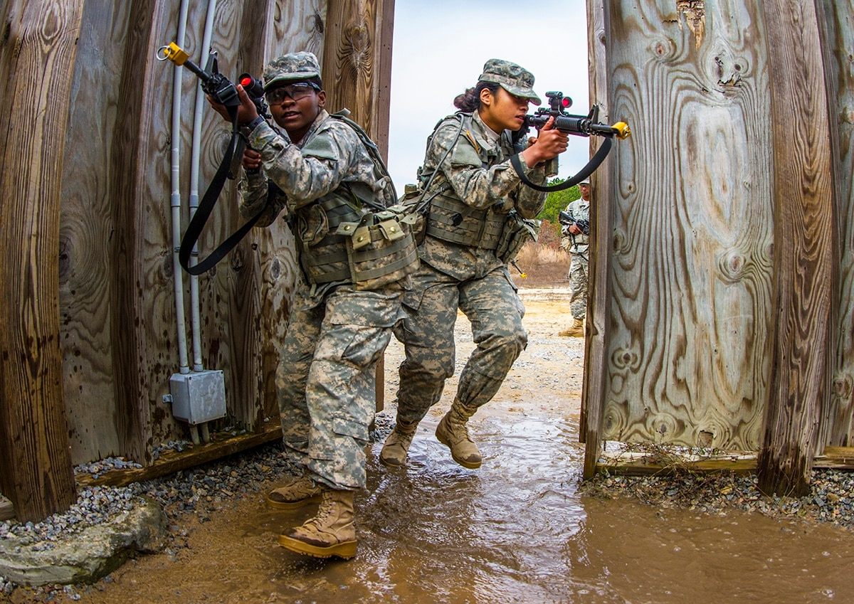 Basic Training Photos >> New In 2019 The Army S Basic Infantry Training Is About To Get