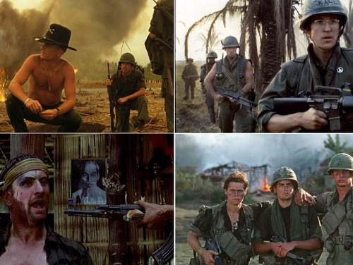 How would your top-10 films about the Vietnam War look? (Omni Zoetrope, Orion Pictures, Universal Pictures, Warner Bros)