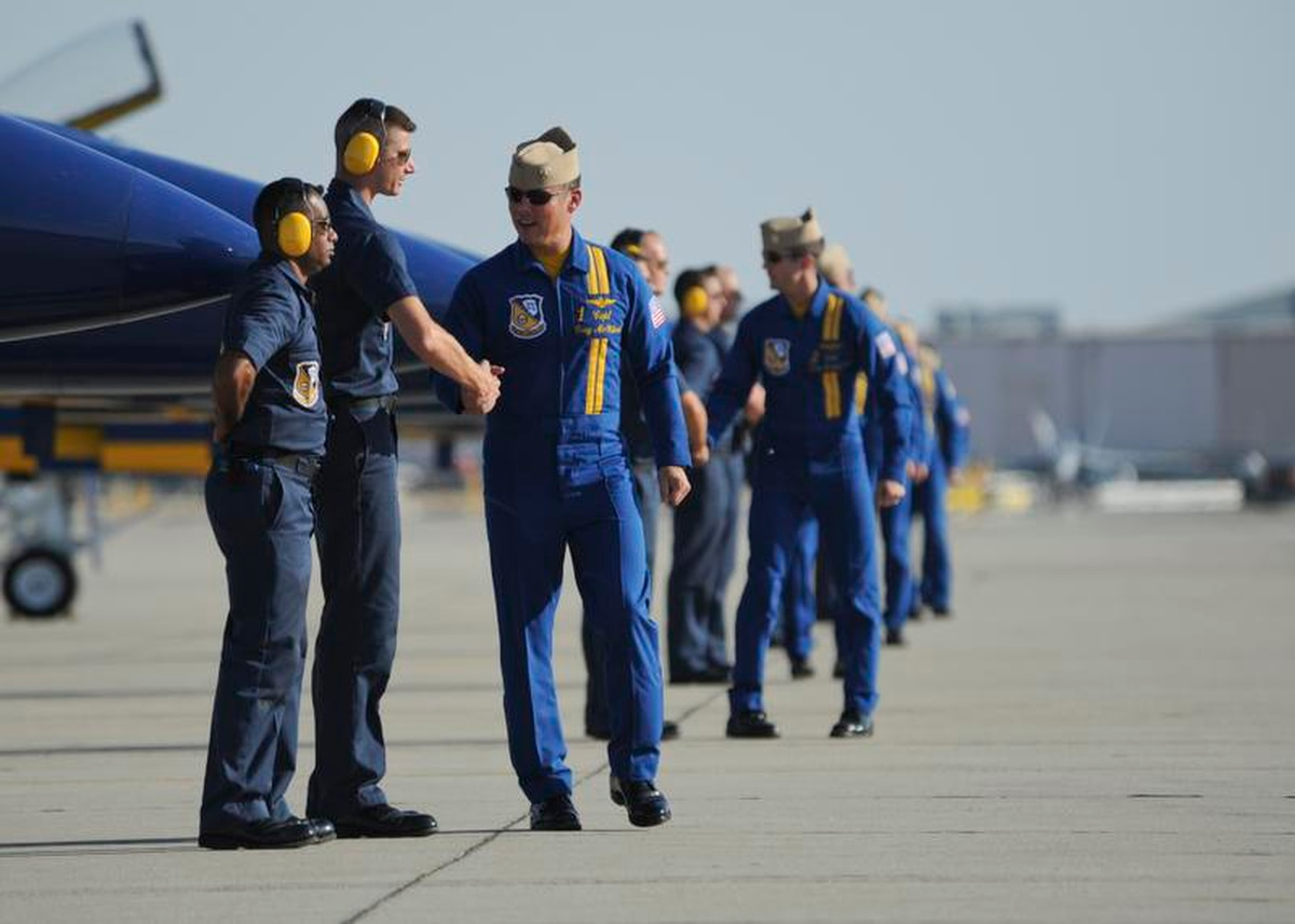 Report: Blue Angels boss tolerated porn, lewdness
