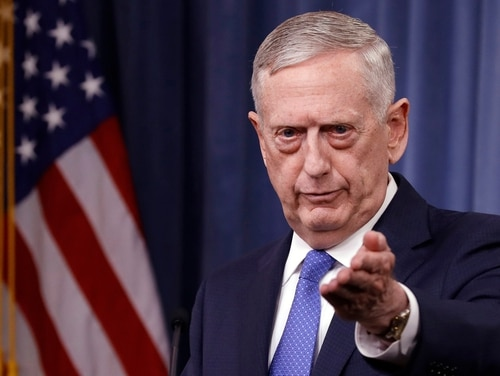 Defense Secretary Jim Mattis directed the services to review the military's professional education requirements to get them refocused on the art and science of warfighting. (Defense Department)