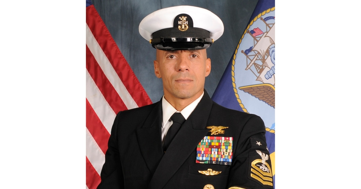 seal named top enlisted leader for naval forces europe