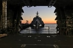 LCS shipbuilder president resigns amid US and Australian financial investigations