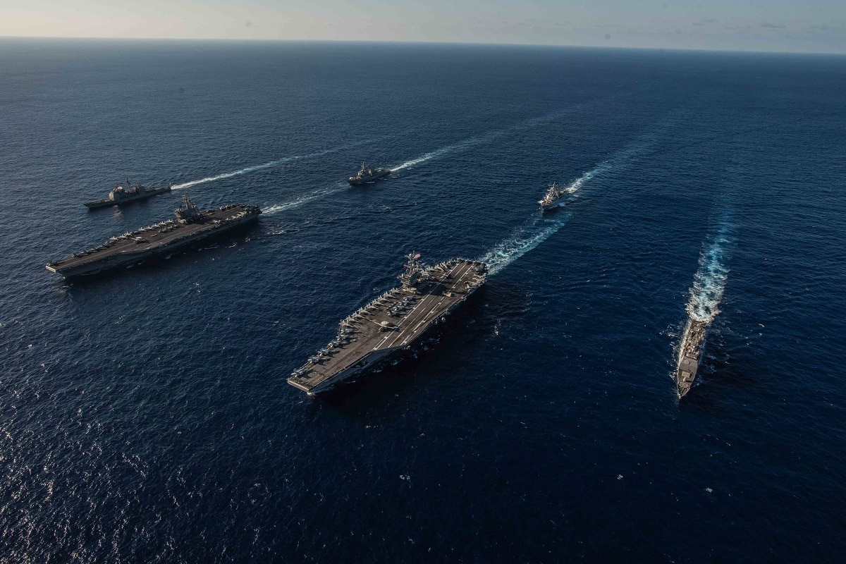 Will looming budget cuts bust up the Navy's plans for an
