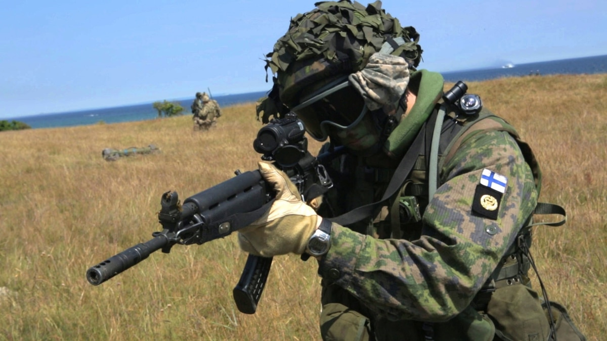 6229ee3fb7 Nordic States Look to Expand Defense Spending
