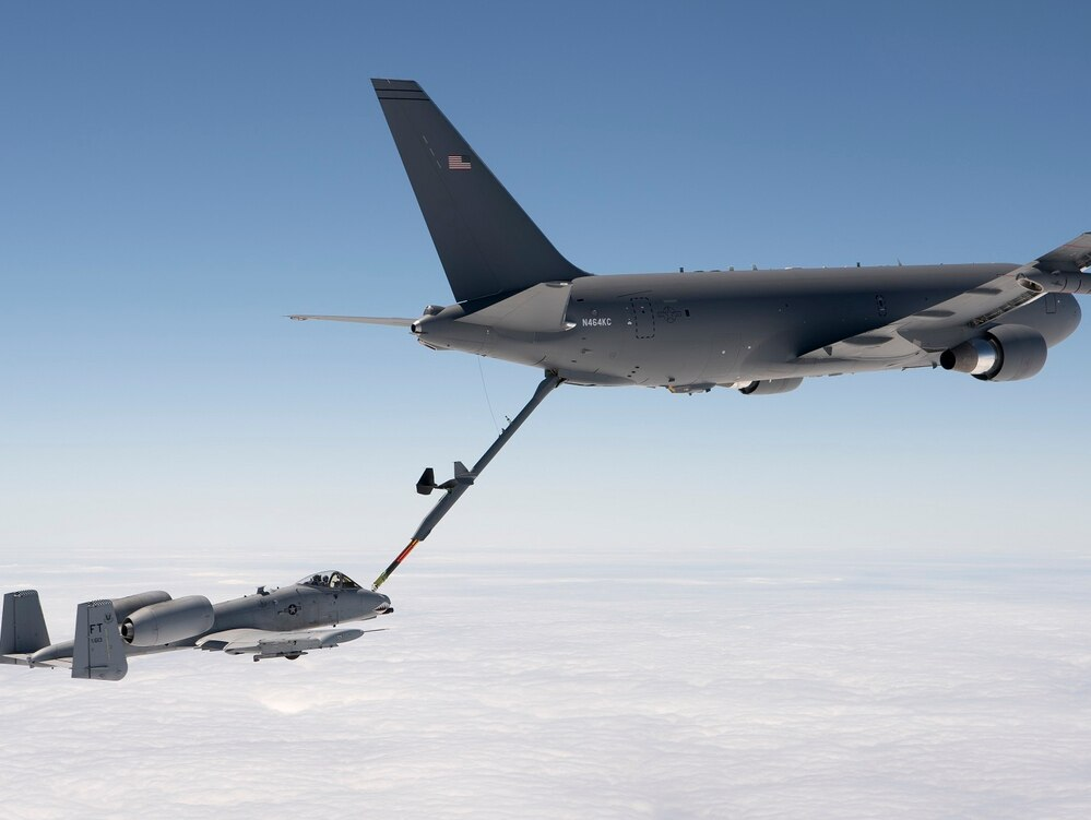 pegasus arrives kc 46 tanker makes america more effective in era of growing threats