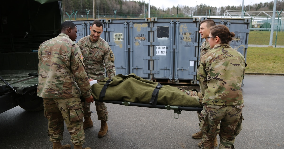 More than 9,000 responded to the Army's call for medical personnel