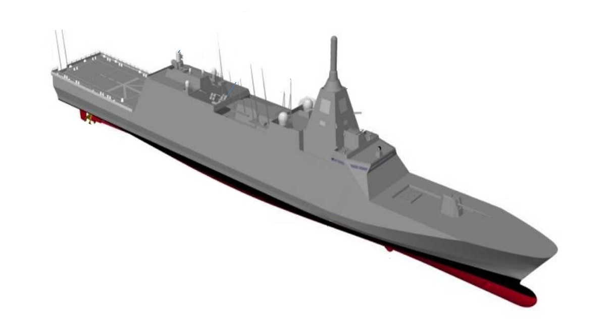 MHI lands contract to build new Japanese destroyers