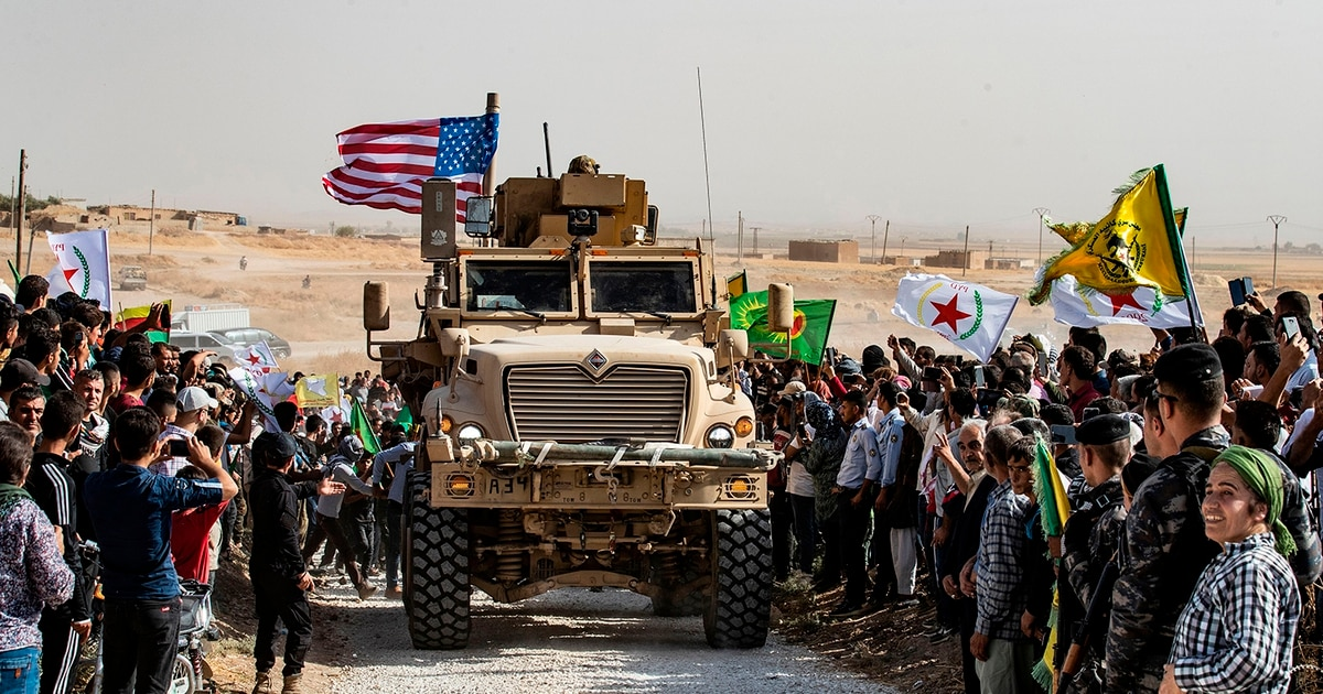 Commentary: Trump Syria withdrawal decision immoral and short-sighted