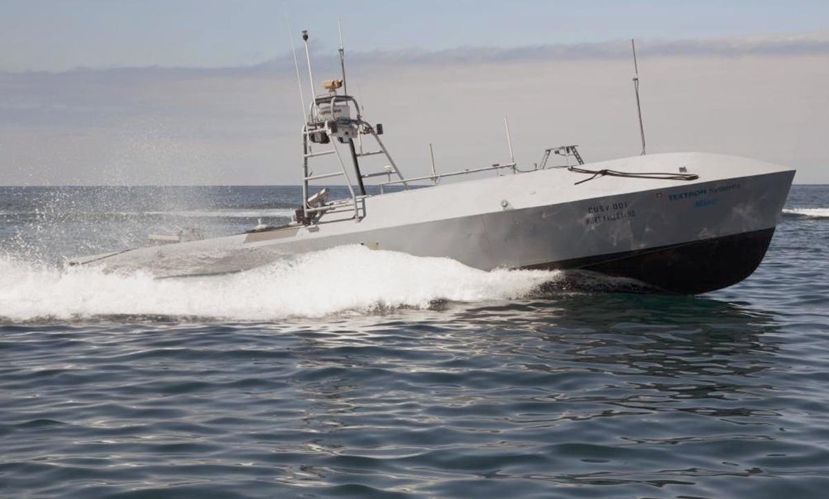 US Navy makes a major breakthrough in autonomous weaponry