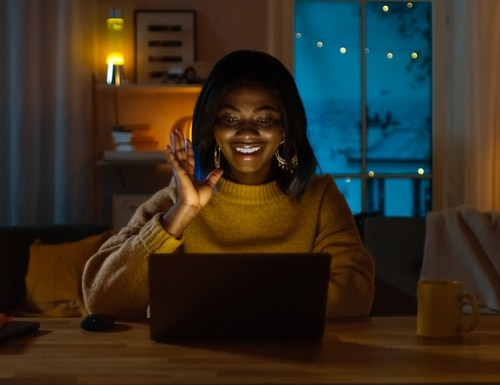 Some feds may get to keep the telework flexibility granted to them during COVID, while others may be deemed 'non-portable' in normal operations. (gorodenkoff/Getty Images)