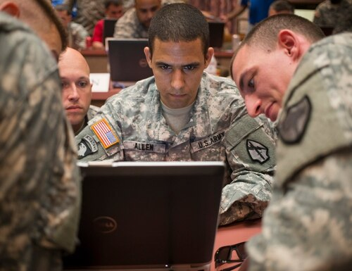 The annual report released by DoD's weapon tester provides details about specific cyber tools and programs. (Staff Sgt. Tracy J. Smith/Georgia Army National Guard)