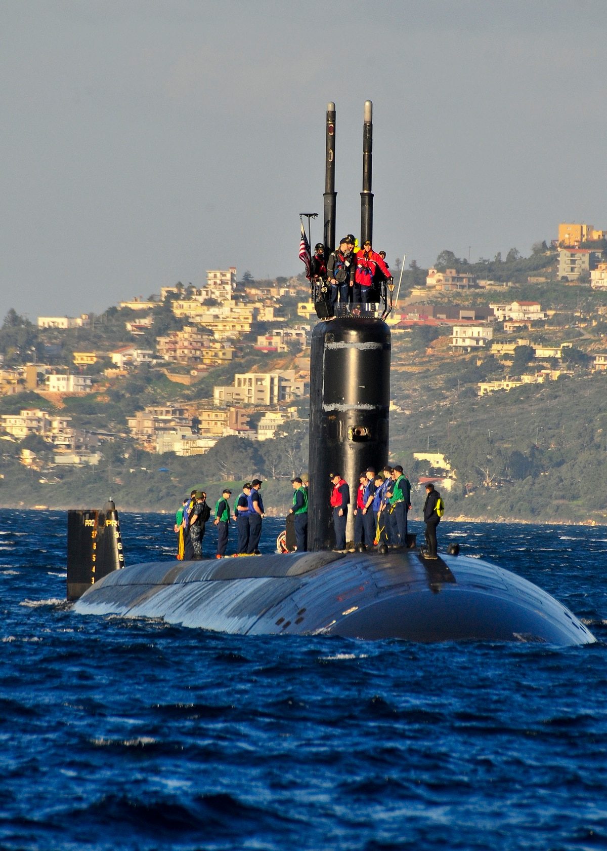 Sailor Faces Charges For Submarine Photos On Cell Phone - Do cruise ships have cell service