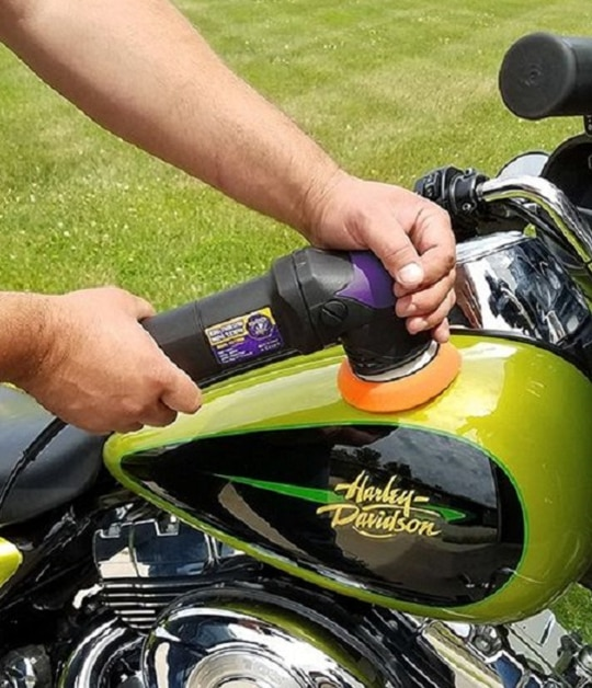 No matter what you put your bike through, don't let that showroom shine fade. (Wizards Products)