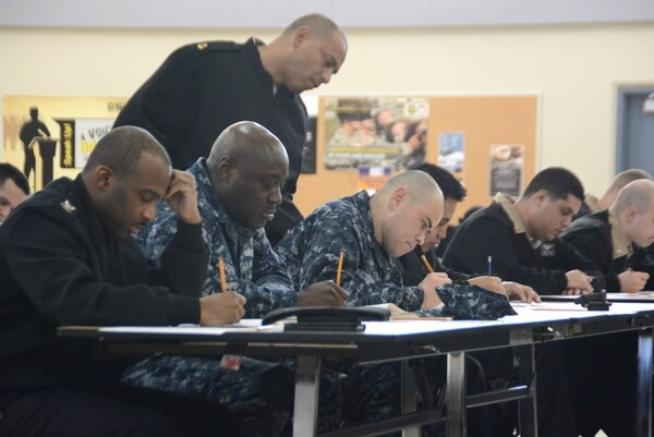 Max Your Chance For E 7 What Sailors Need To Do