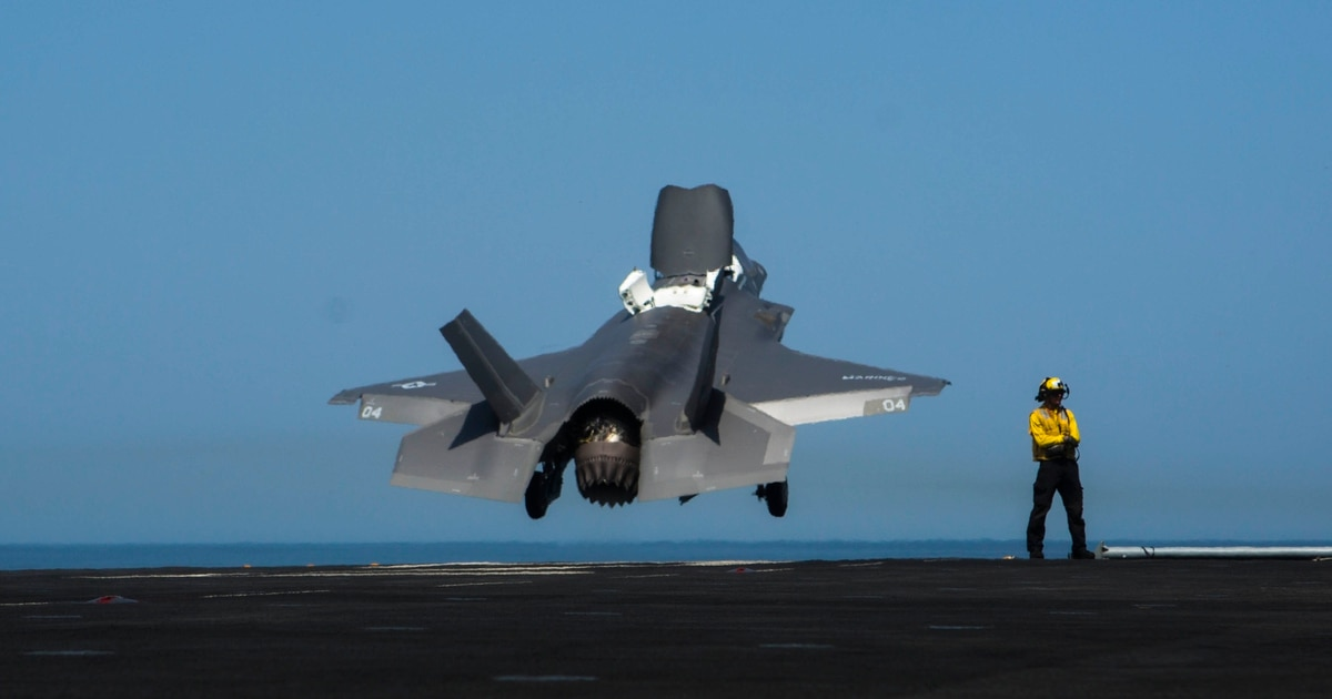 The Pentagon begins rolling out a replacement for the F-35 system that maintainers hate the most