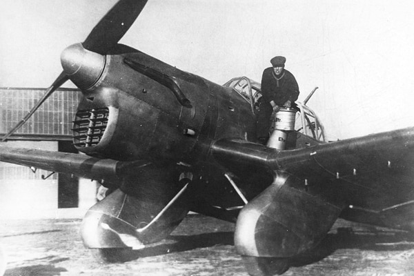 The Rolls-Royce Kestral-powered Ju-87 V-1 prototype first flew on September 17, 1935. (SDASM/Alamy)