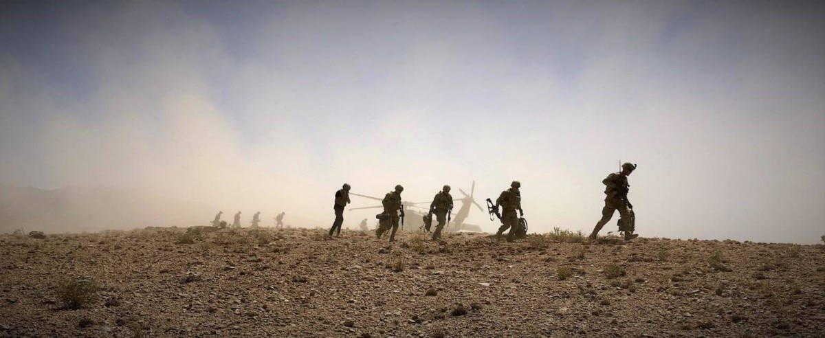 Military Times Fall Reading Guide: From Iraq to the White