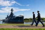 Leaking battleship Texas forced to cut tour hours