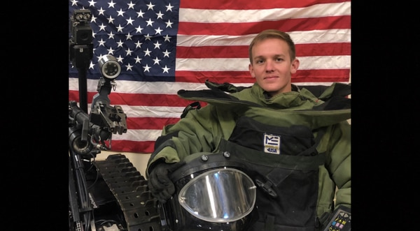 Spc. Joseph P. Collette, 29, of Lancaster, Ohio, died March 22, of wounds sustained when his unit encountered enemy fire while serving in Afghanistan. (Army/Courtesy Photo)