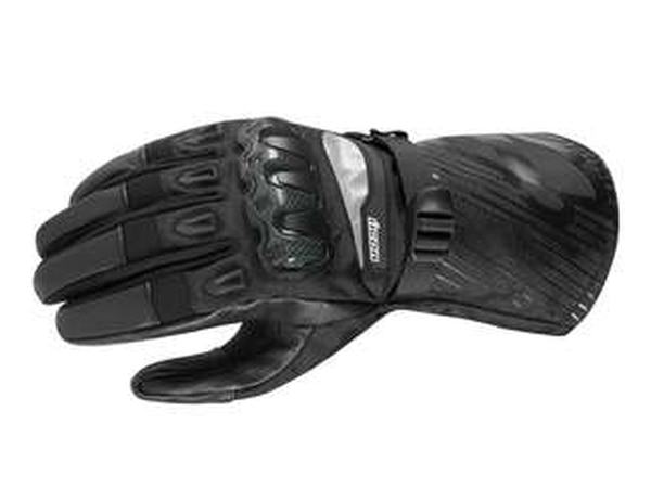 When wet weather approaches, don't have any doubts about losing control of your grips with Icon's Patrol gloves. (Icon)