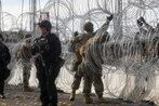 DoD gets request for 4,000 troops to stay on Mexico border through Jan. 31