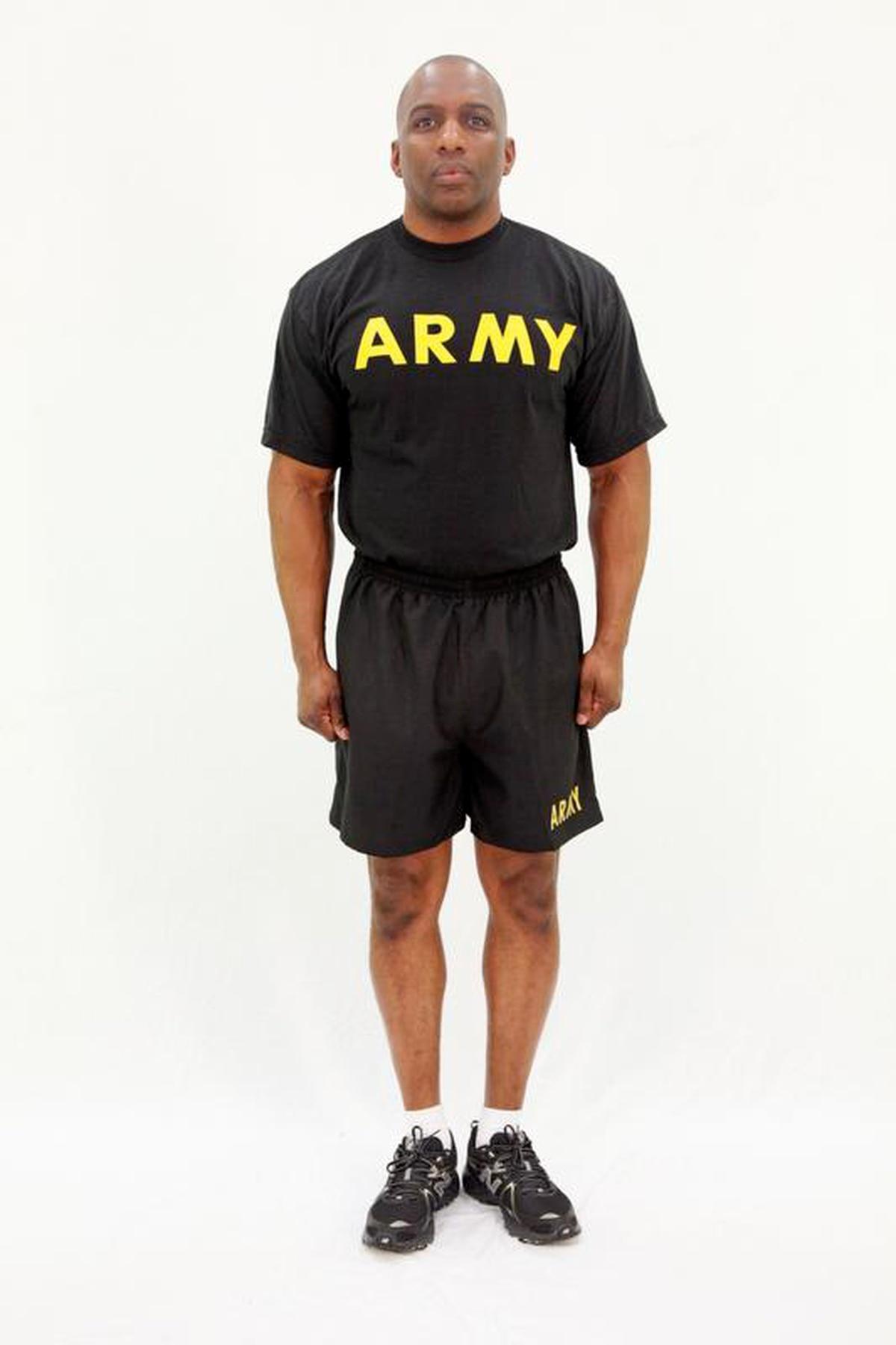 army unveils new pt uniforms