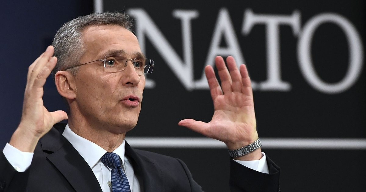 NATO defending Europe is a pipe dream