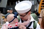 Editorial: Boost leave for military's new fathers