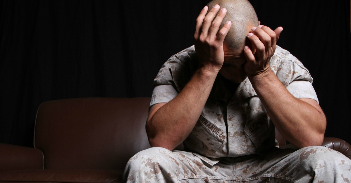 The Corps' suicide rate is at a 10-year high  This is how