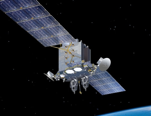 The successful On-Orbit Testing of the sixth Advanced Extremely High Frequency satellite moves it one step closer to operational use by the U.S. Space Force. (Lockheed Martin)