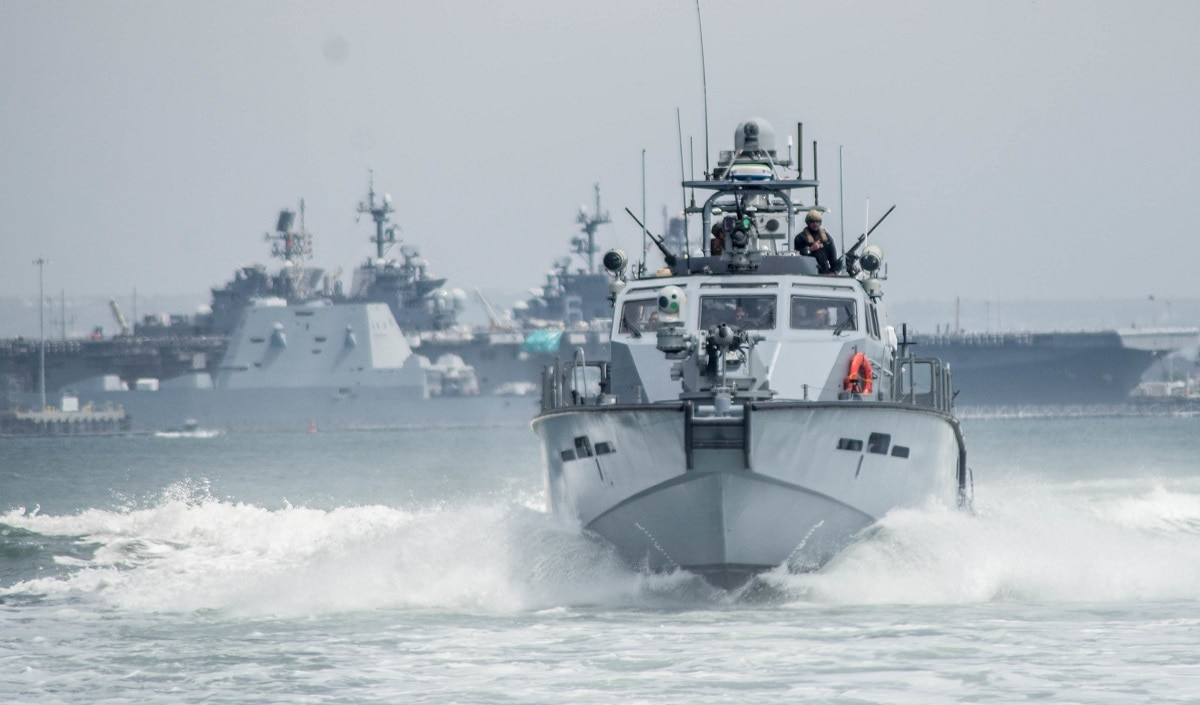 The US Navy's Riverines are up-gunned, high tech and ready
