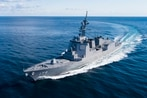 Japan's new missile defense destroyer starts sea trials amid Aegis Ashore saga