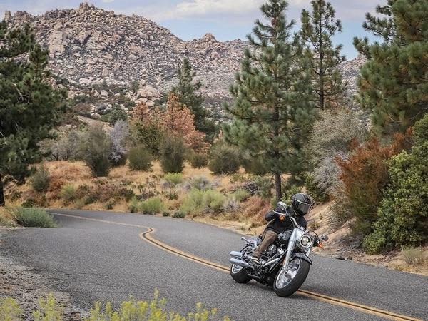 2018 Harley-Davidson Fat Boy 114 (courtesy of Harley-Davidson)