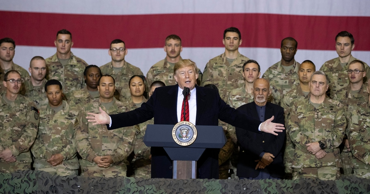 Trump blasted top military generals as 'a bunch of dopes and babies' according to new book