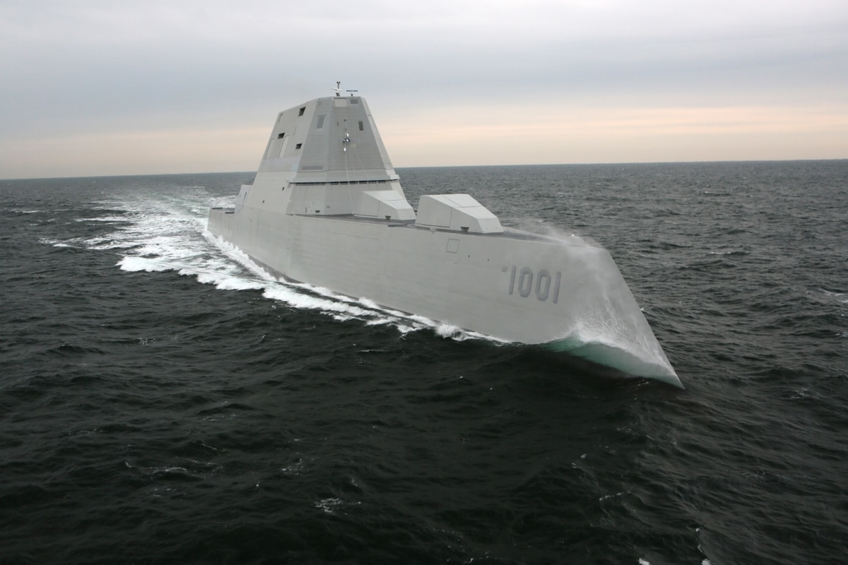 The US Navy's surface fleet: Here's what's ahead in 2019