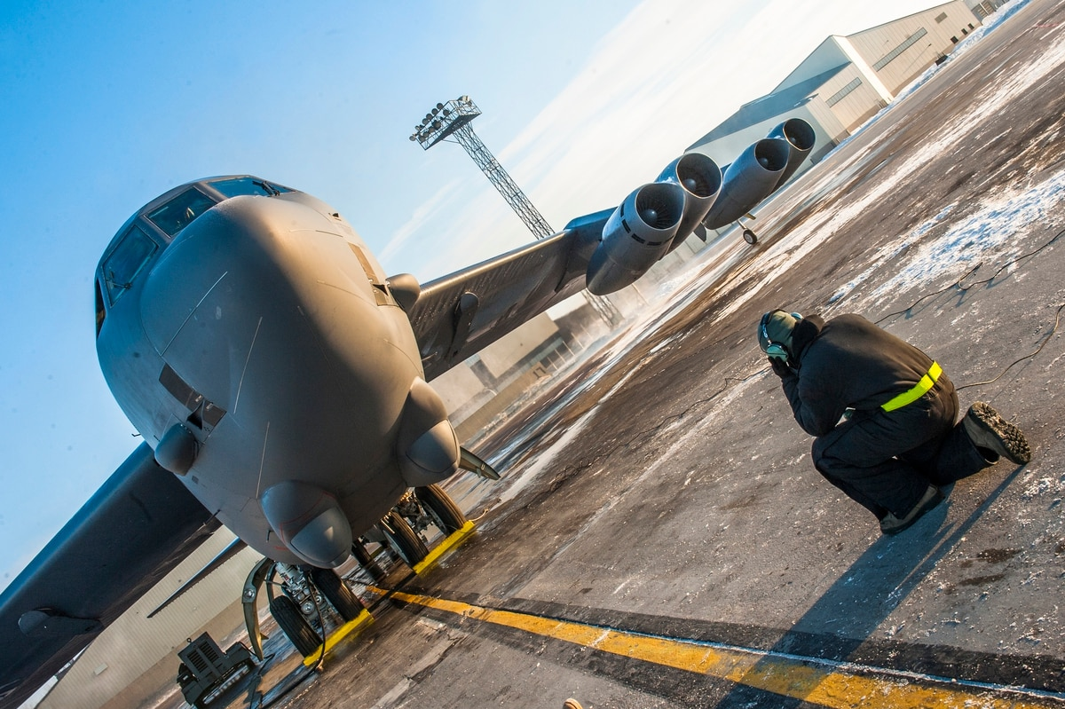 The Battle Over What It Really Means To >> Us Air Force Nears Battle Over Next B 52 Engine