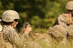 Second woman on track to graduate the Corps' Infantry Officer Course may be your next recon platoon commander