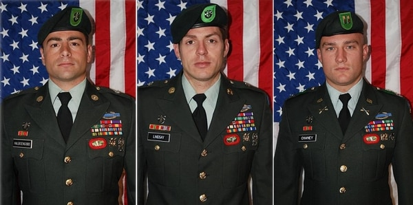 11083448 Green Beret killed 6 insurgents and saved his men despite being shot ...