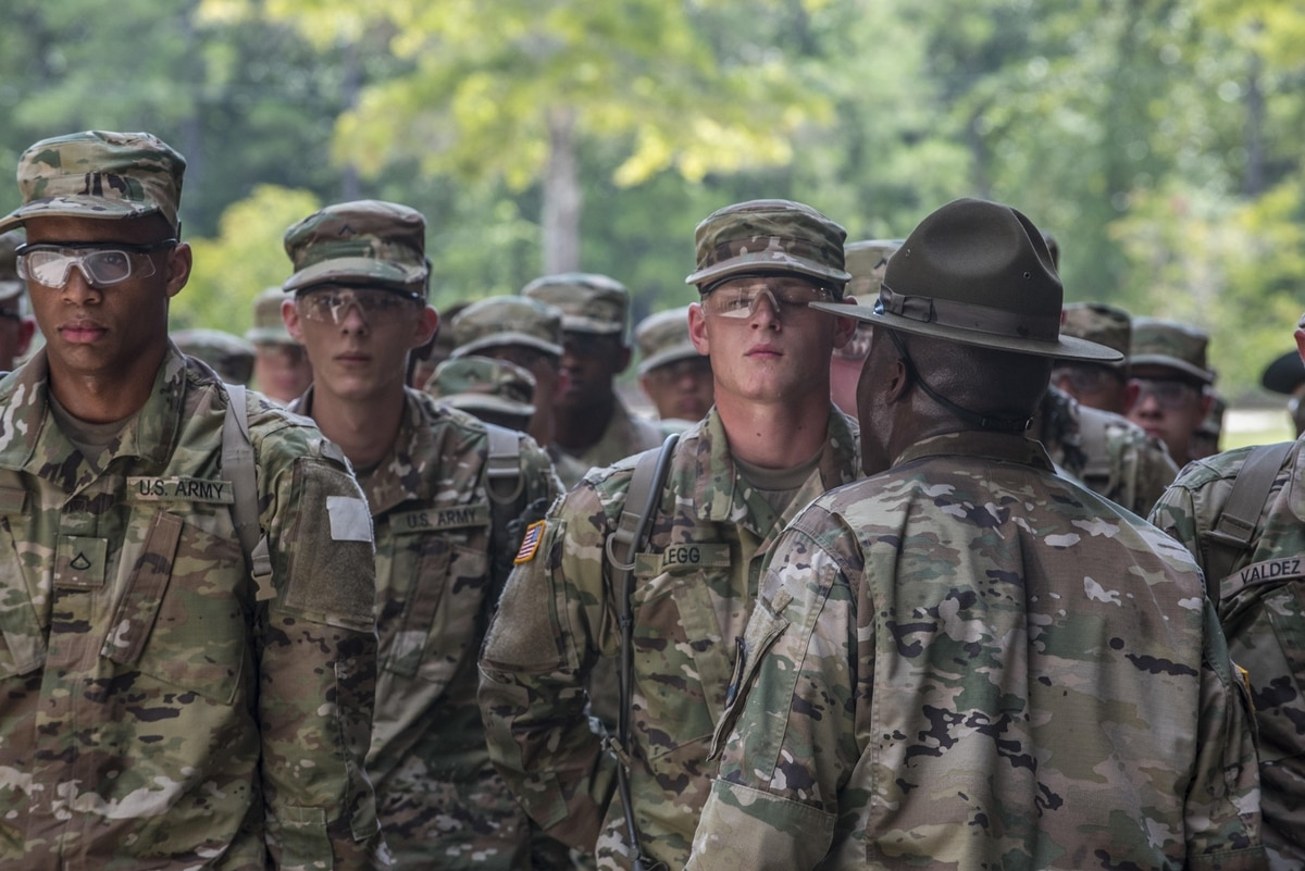 Two-star wants to ease the civilian-to-soldier transition during Army basic  training