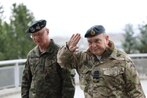 NATO's military chief on Russia, Turkey and the future of the alliance