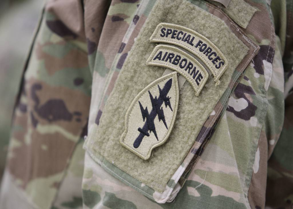 Green Beret dies during water training at Fort Campbell