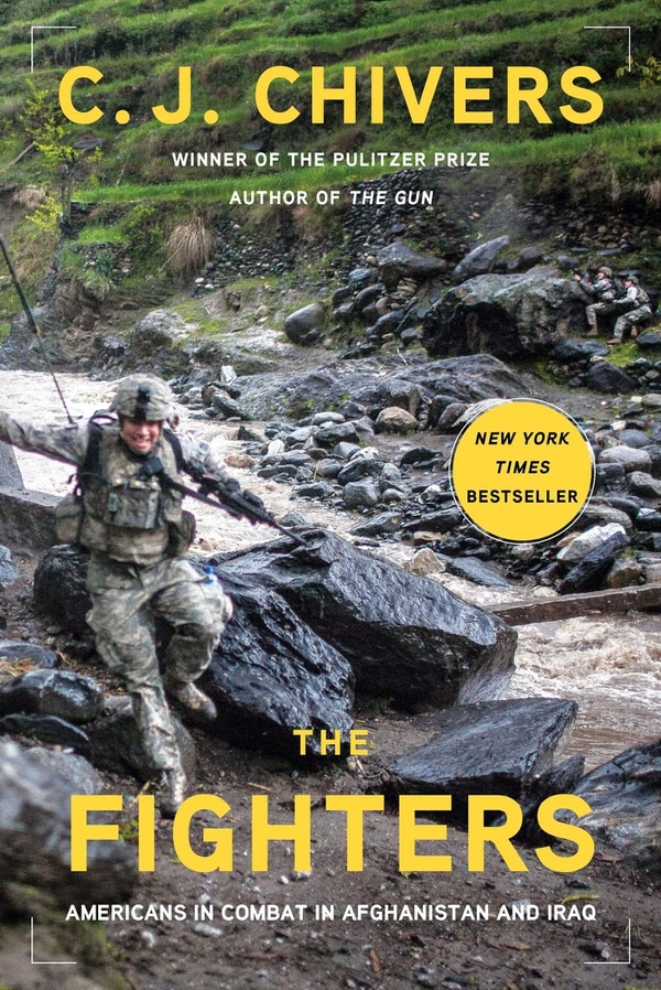 The Fighters by C.J. Chivers. (Courtesy photo)
