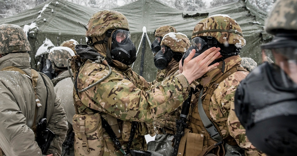 Army's new fabric works to destroy nerve agents