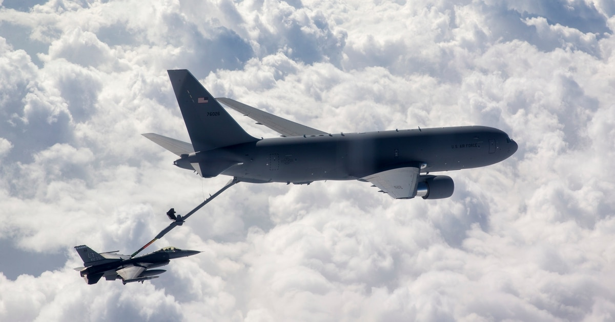 Top US Air Force general hopes for major KC-46 fix by March