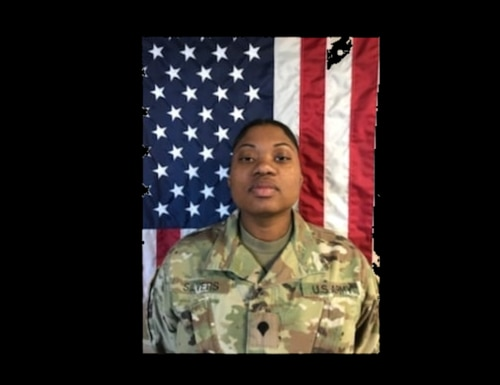 Sgt. Brittney Niecol Silvers died Oct. 14, 2018, in an off-duty shooting incident on Fort Campbell, Kentucky. (Army)